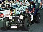 Alvis Speed 1932 Buchbinder Nerke